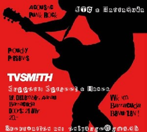 TV Smith Flyer